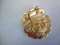 Замок для нард золото, фото 1