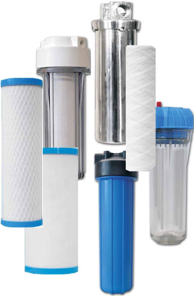 Мембраны для фильтров воды