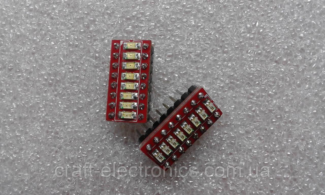 LED сборка модуль