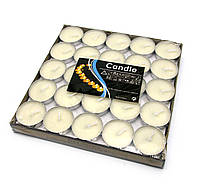 Свечи Чайные в блистере (50шт/уп)