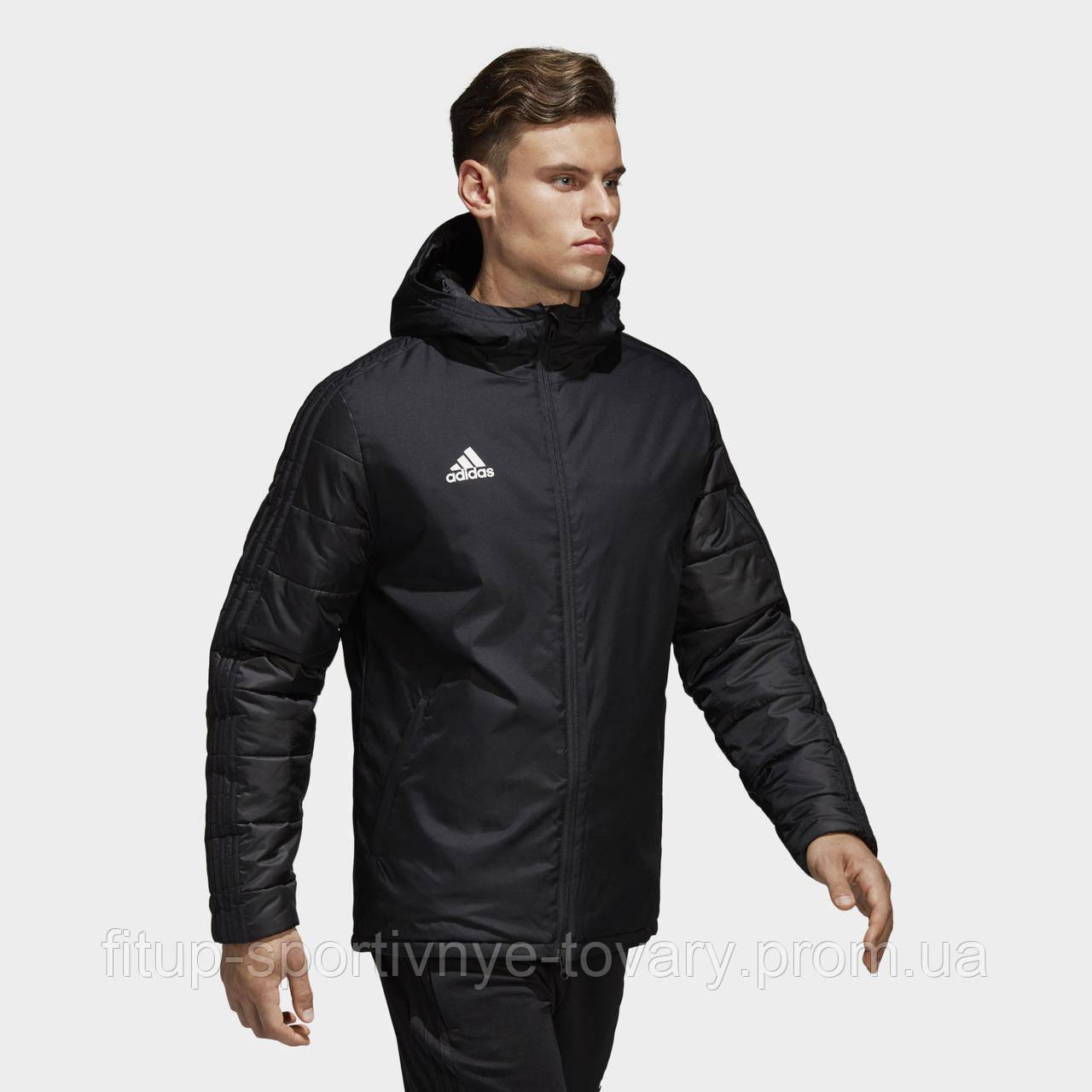 Мужская зимняя куртка Adidas JKT18 WINT JKT BQ6602