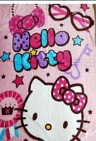 Плед детский Китти, фото 1
