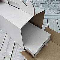 Коробка для кейк-попсів 10шт 242*145*175, фото 1