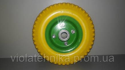 Колесо полиуретановое 4,00-8, подшипник 20мм, фото 2