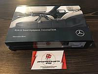 Крючок универсальный Mercedes-Benz Original-Teile, A0008140000. Оригинал. Черного цвета., фото 1