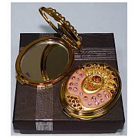 Косметическое Зеркальце в подарочной упаковке Австрия №6960-T70G-3