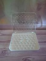 Коробка для кондитерских насадок на 26 шт