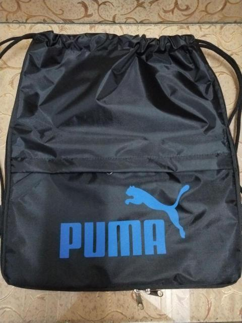 Сумка рюкзак-мешок  adidas puma  . Много цветов.