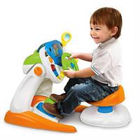 """Детский тренажер Weina """"Первые уроки вождения"""" (2108), симулятор вождения, тренажер машина"""