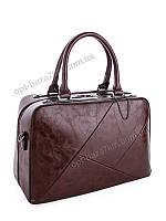 992c5167f7ad Сумка женская Kiss me B02 brown (22x33) - купить оптом на 7км в одессе