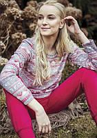 Женская теплая пижама из микрополор. Польша. KEY LHS 764 8bc1be9871b89