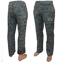 """Спортивные штаны мужские на меху без манжетов размеры XL-5XL """"NICOLAS"""" (Китай) купить оптом в Одессе на 7км"""