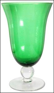 Бокал Аккорд зеленый, 500 мл, фото 2