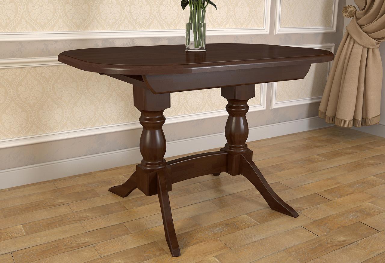 Стол обеденный раскладной Поло овальный Arbordrev