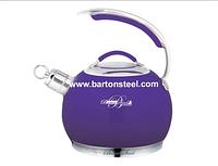 Чайник со свистком Barton Steel 3305