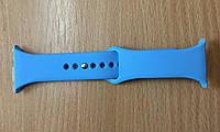 Силиконовый ремешок для умных часов Smart Watch A1 - Blue, фото 1