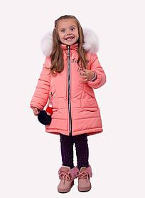 """Зимнее пальто на девочку """"Baby"""""""
