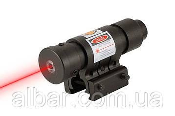 Лазерный целеуказатель красный луч