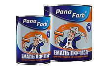 Емаль PanaFarb ПФ-115П бузкова 2,8 кг