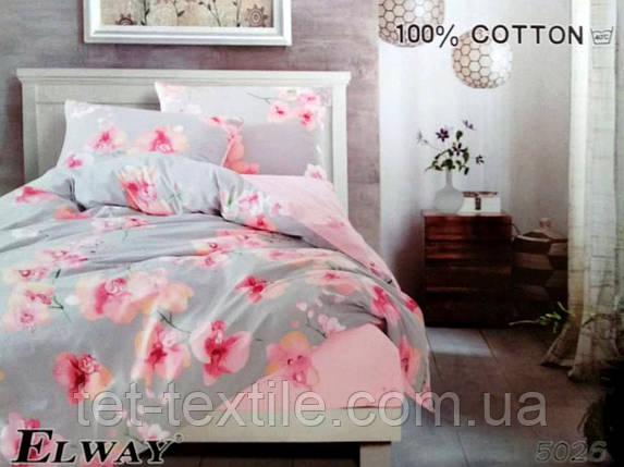 """Комплект постельного белья Elway """"Семейное"""", фото 2"""