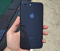 """Официальная Реплика • Apple Iphone 8 Plus 5.5"""" 128Gb • +ПОДАРОК: ЧЕХОЛ+СТЕКЛО • Айфон 8+ • ЧЕРНЫЙ"""