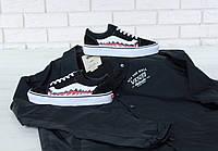 Кеды Vans Old Skool   Bape Shark replica AAA 066168772c812