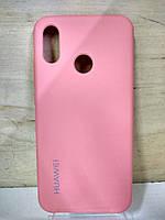 Матовый силиконовый чехол Huawei P20 Lite (ANE-LX1)