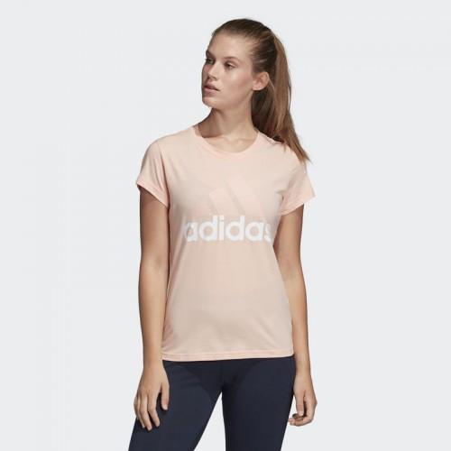 Женская футболка Adidas Performance Essentials Linear (Артикул: CZ5770)