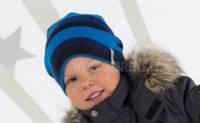 Зимняя шапка для мальчика Lenne SAMUEL 18394 - 229. Размеры 52 - 56.