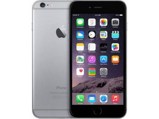Apple iPhone 6s 16GB Space Gray (F00103118)