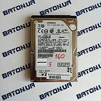 """Жесткий диск для ноутбука Hitachi Travelstar HTS725016A9A364 160GB 2.5"""" 16MB 7200rpm SATAII 3Gb/s"""