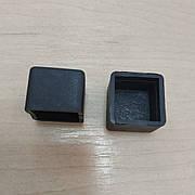 Заглушка наружная квадратная 20х20