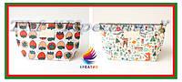 Подарочные косметички с логотипом (под заказ от 100 шт), фото 1