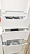 Мини-комплект мебели для ванной комнаты Марко 85-Т-11 с зеркальным шкафом Z-11-85 Юввис, фото 6