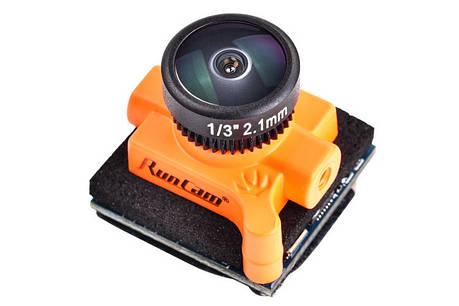 "Камера FPV микро RunCam Micro Swift 3 CCD 1/3"" 4:3 (M8 2.1мм), фото 2"