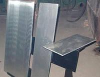 Лист свинцовый С1 4х500х1000мм