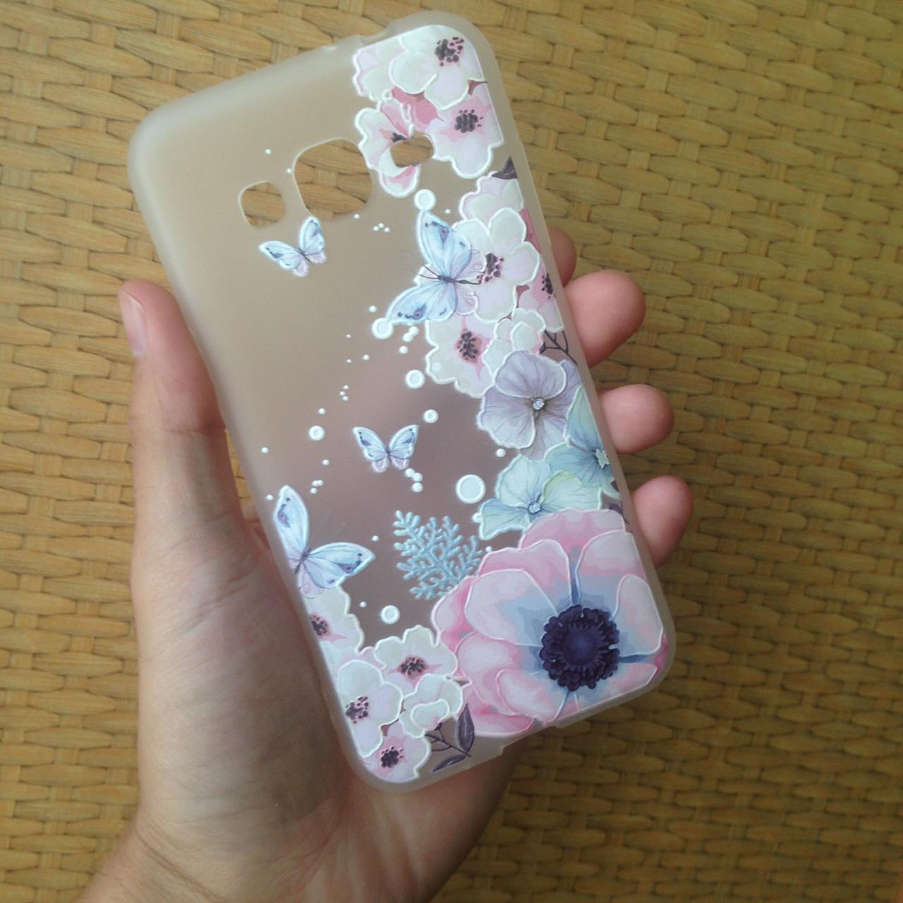 Чехол для Galaxy J3 2016 / Samsung J320 / J3109