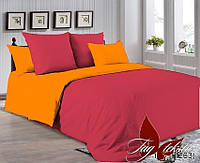 Комплект хлопкового постельного белья P-1661(1263) ТМ TAG