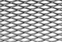 Просечно-вытяжной лист (ПВЛ) AISI 430 3х1250х500мм