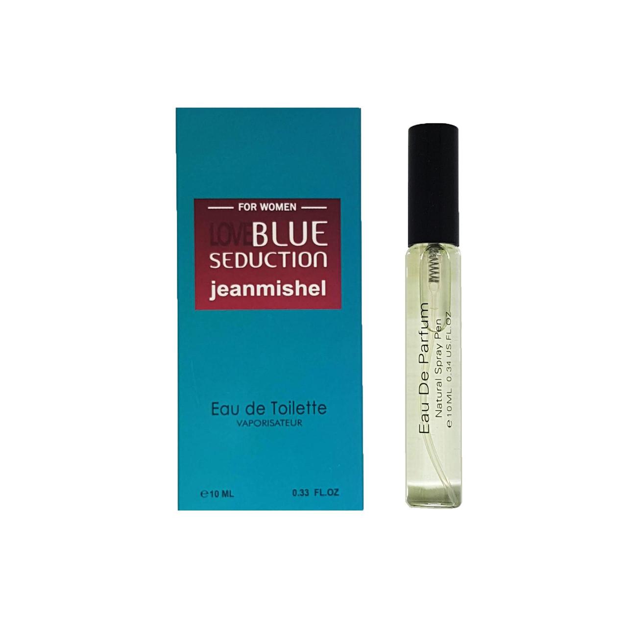 Jeanmishel Love Blue Seduction for women (98) 10ml