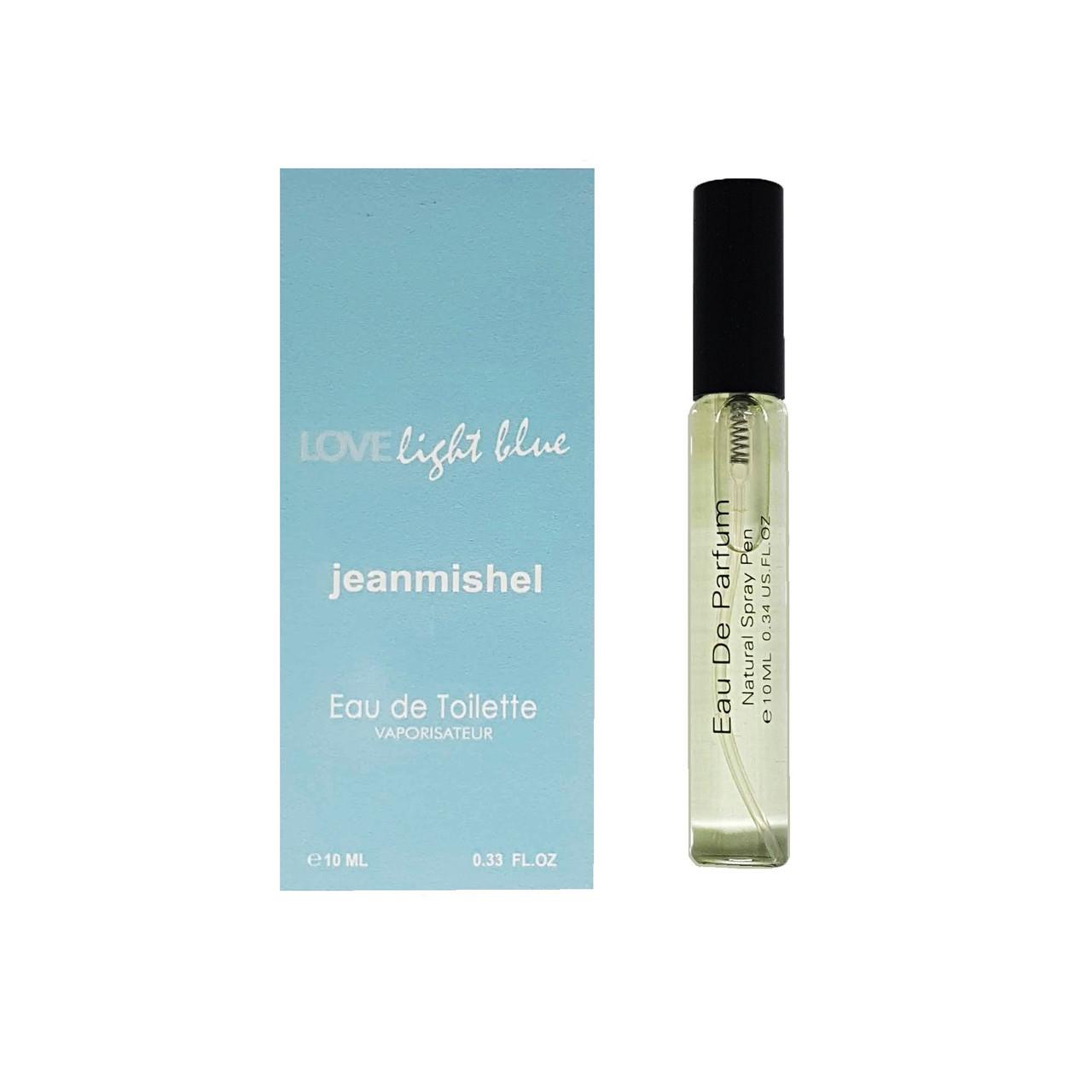 Jeanmishel Love Light Blue pour femme (26) 10ml