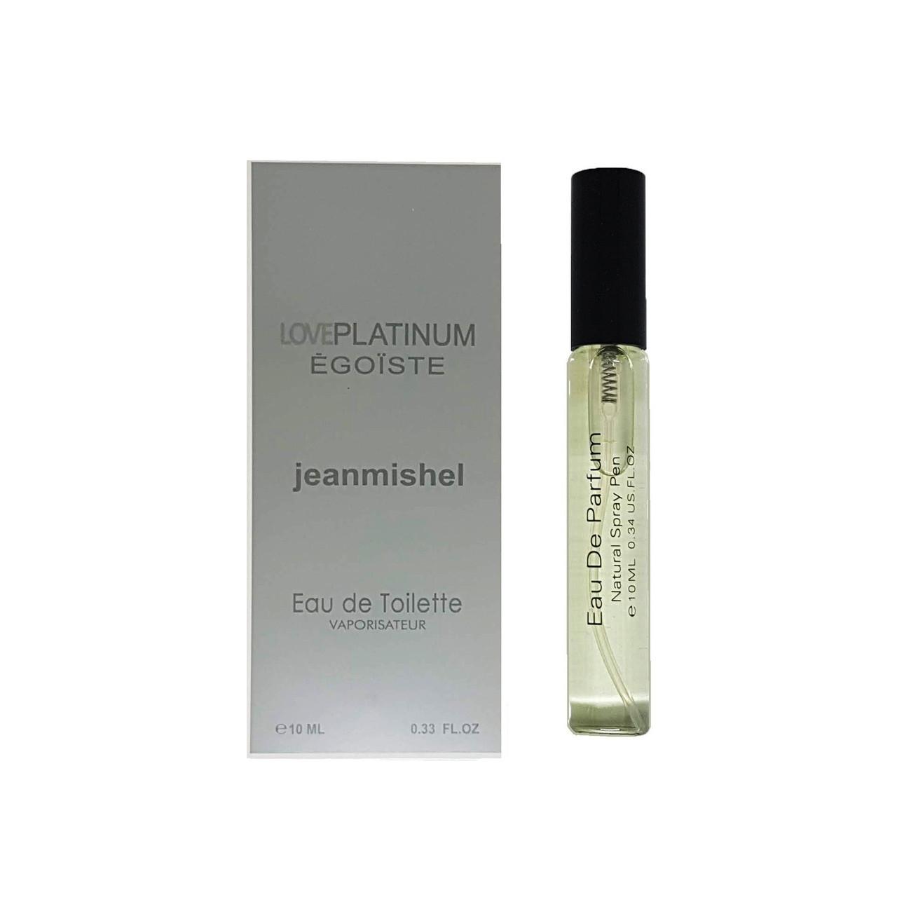 Jeanmishel Love Platinum Egoist (18) 10 ml