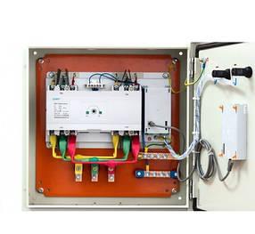 Шкаф АВР 80А, 2 ввода, IP31 CHINT