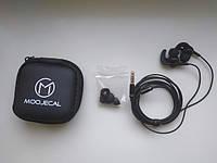 Наушники MOOJECAL наушники-вкладыши С микрофоном