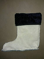 Вставки утеплители для резиновых сапог, фото 1