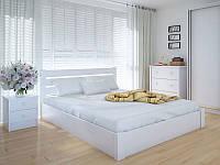 Кровать MeblikOff Эко плюс с механизмом (140*190) ясень