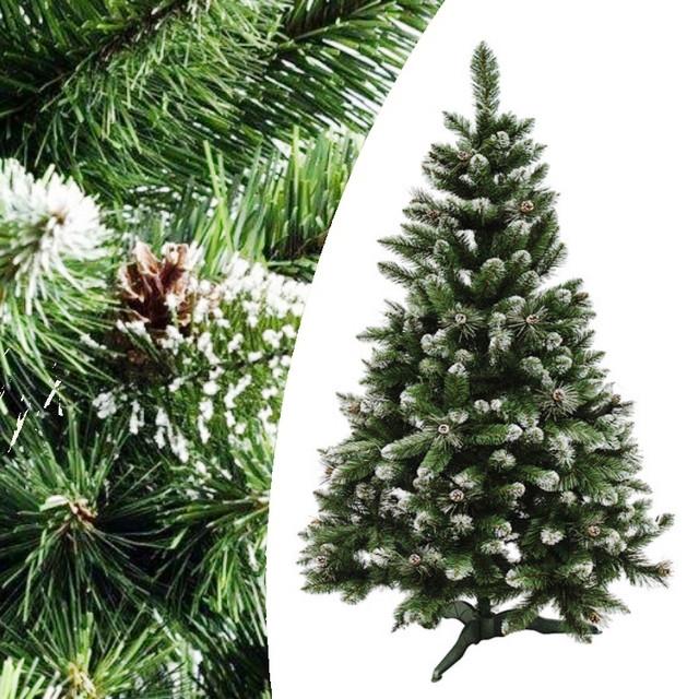 купить искусственную елку с шишками в Киеве
