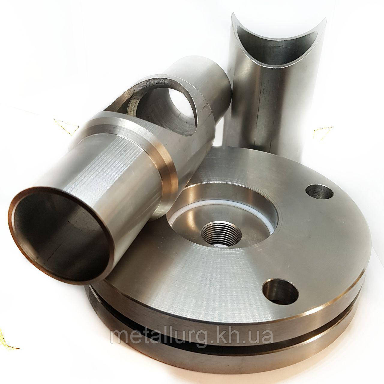 Токарно-фрезерные услуги по обработке металлов