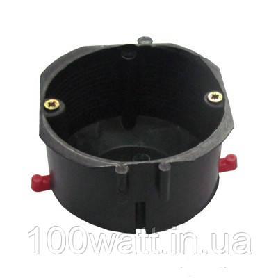 Коробка установочная d65х40мм наборная для полых стен/гипсокартона №026