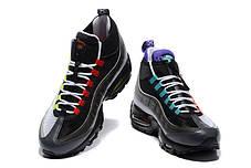 "Зимние кроссовки Nike Air Max 95 Sneakerboot ""Neon"" (Неон), фото 3"